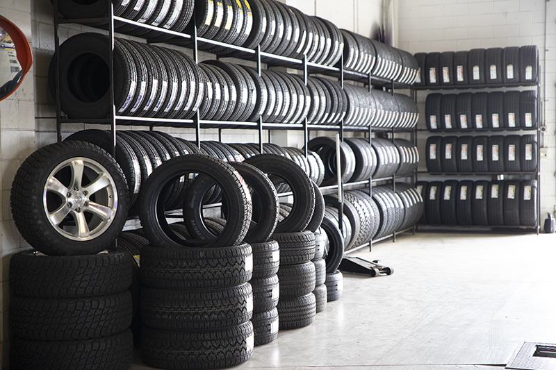 we have a wide range of tyres available